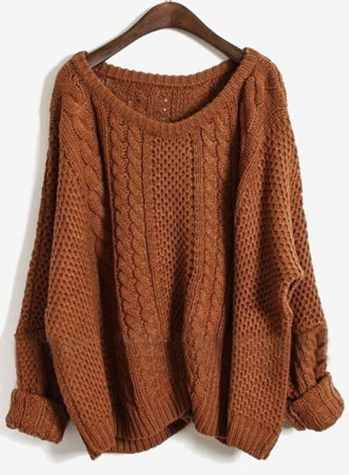 baggy sweaters oversized sweater - perfect for fall/winter OCBDCVR