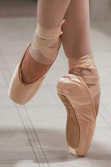 ballerina shoes pointe shoe AMKCKGE