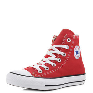 baseball boots image is loading converse-chuck-taylor-all-star-hi-top-red- XOBXBIF