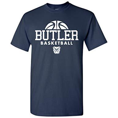 Basketball T shirts butler bulldogs basketball hype mens t-shirt âu20acu201c 3x-large - navy JAFIMFM