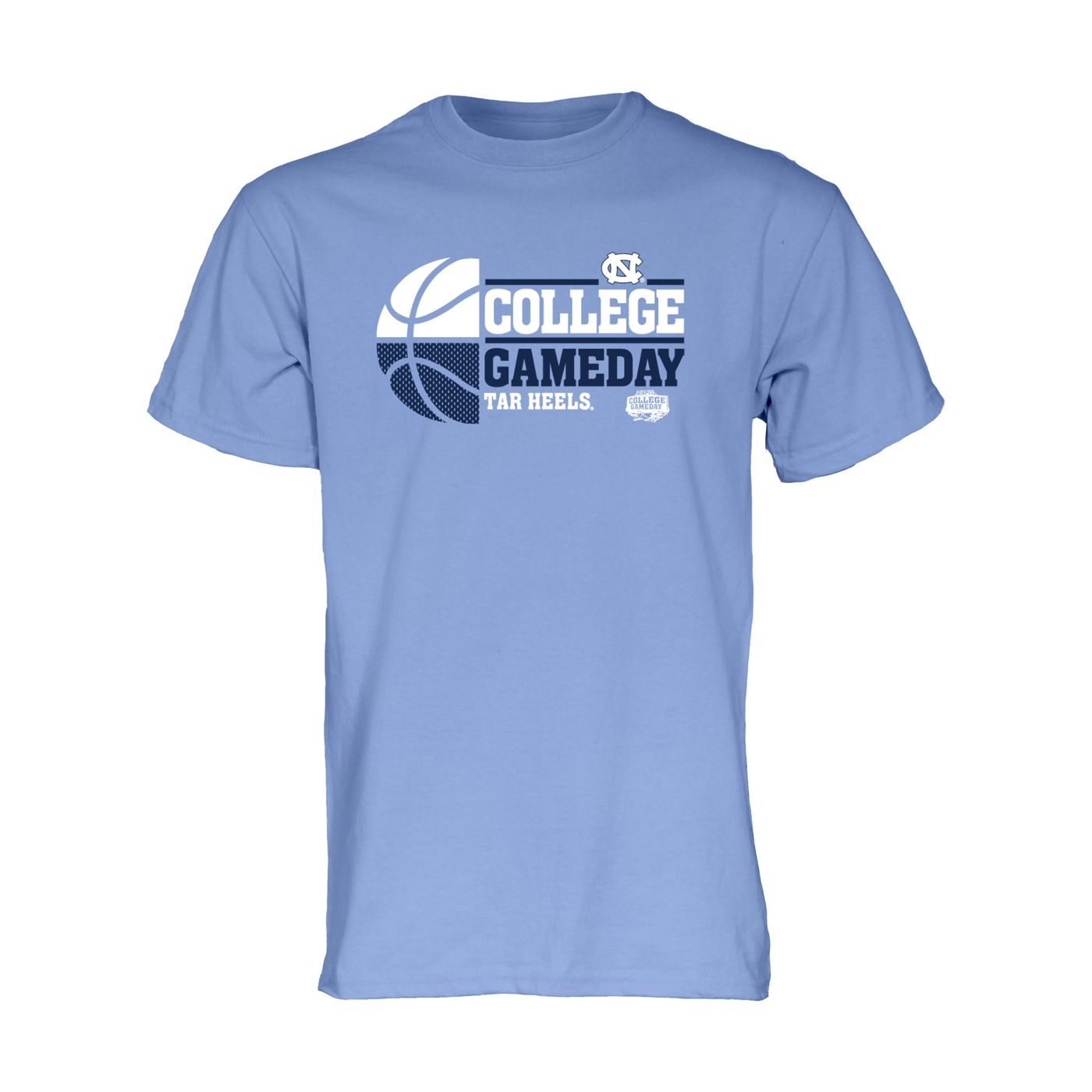 Basketball T shirts johnny t-shirt - north carolina tar heels - espn college gameday basketball  t (cb) YPGYNBA