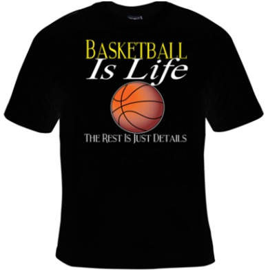 Basketball T shirts quick view CSIXOFT