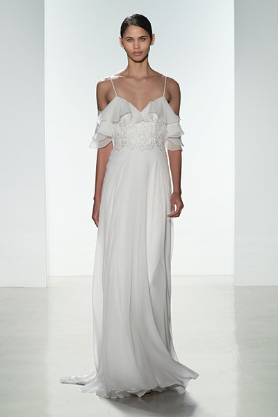 beach wedding dress christos -152786. wedding gown ... YNUQVFS