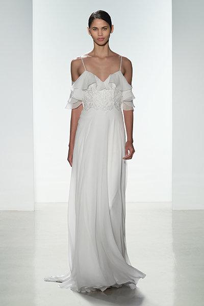 beach wedding dress christos -152786. wedding gown ... YNUQVFS