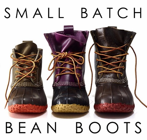 Bean boots small batch bean boots LCWQKHB