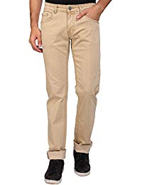 Beige Jeans flags menu0027s super stretch straight fit jeans colour(121)_size STHKSZV