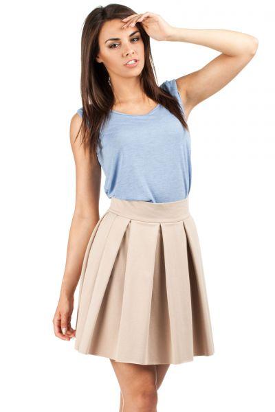 Beige Skirts beige skirts FCXURVY