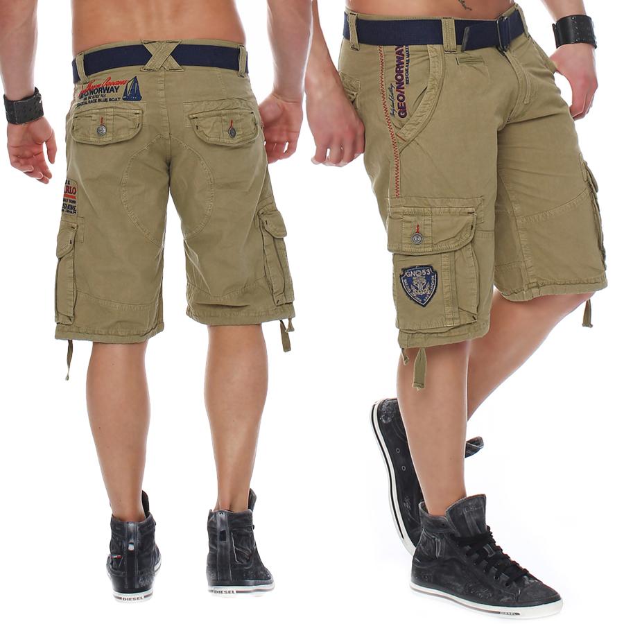 Bermuda Shorts geographical-norway-padang-men-039-s-bermuda-shorts- LUSOHYE