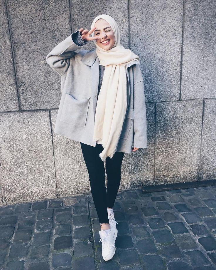 best 25 street hijab fashion ideas on pinterest | street hijab . ZUALRXO