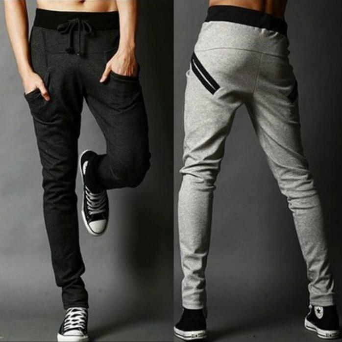best autumn men pants,fashion men sport pants,casual slim fit mens joggers  sweat pants big ZOUYACI