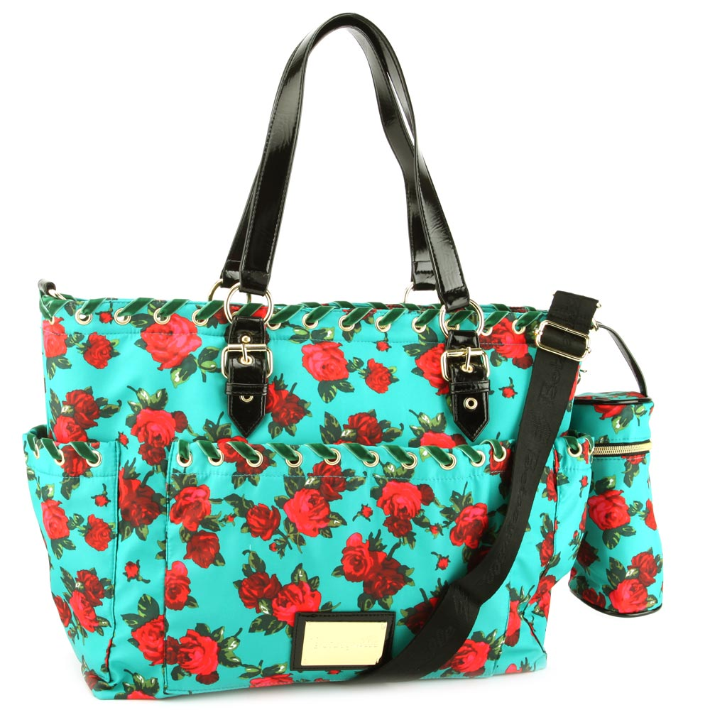 betseyville bags see all photos to betsey johnson diaper bag betseyville BXPFWWD