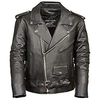 biker leather jackets event biker leather menu0027s basic motorcycle jacket with pockets (black,  xx-large) BPKIFNX