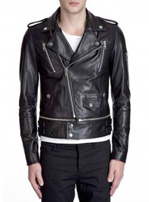 biker leather jackets trooper biker leather jacket DEPTPVL