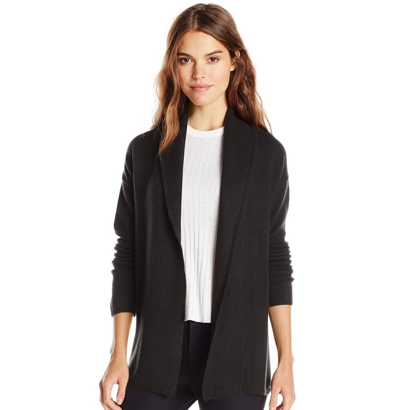 black cardigan sweater sofia cashmere black cashmere cardigan sweater PVNANLL