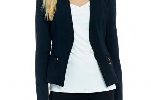 black jackets for women womenu0027s jackets u0026 vests | dillards XSCJZAP