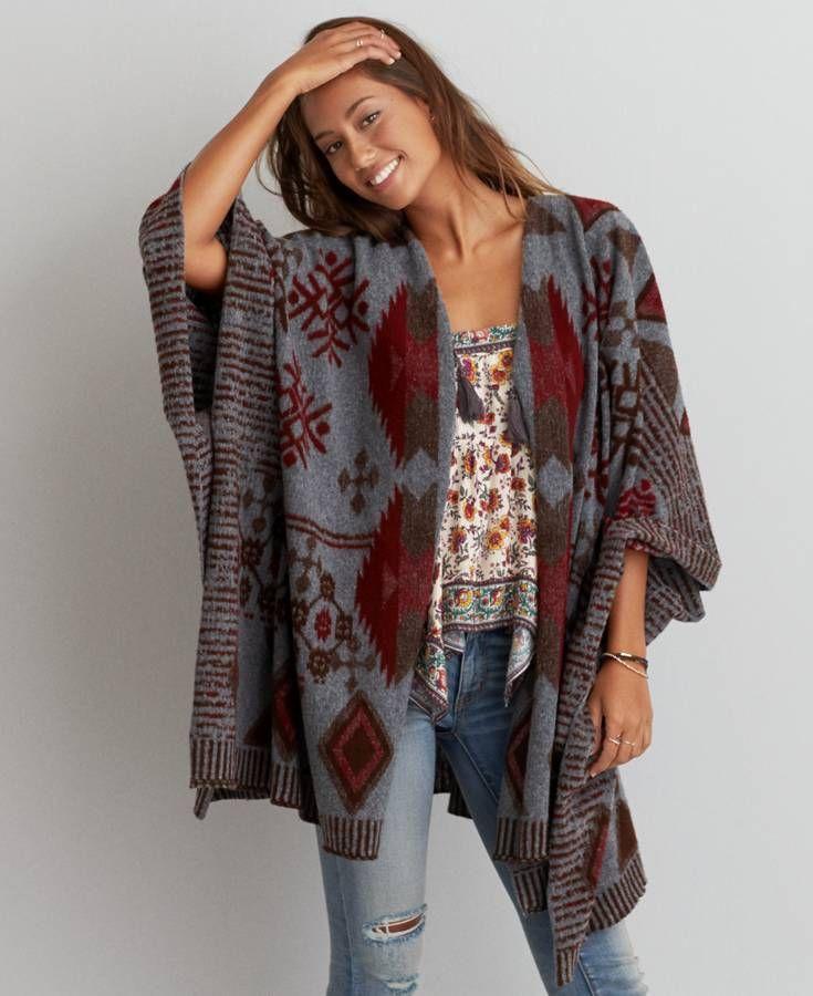 blanket cardigan DAACMHM