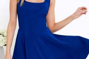 blue dresses home before daylight cobalt blue dress HRLKFLP
