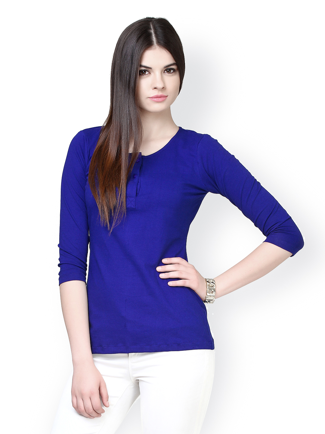 blue tops royal blue top for women - buy royal blue top for women online in india BDQKGNK