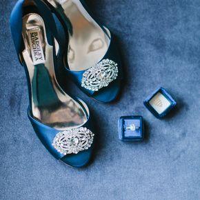 blue wedding shoes blue wedding heels MTMWVTE