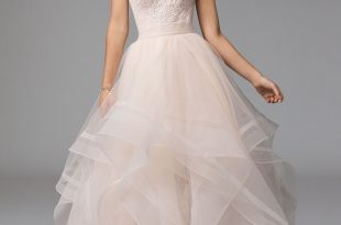 Blush Wedding Dresses @watterswtoo wtoo style 17118 lula corset u0026 effie skirt blush bridal  separates. GLIAZMO