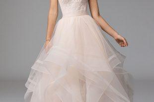 Blush Wedding Dresses @watterswtoo wtoo style 17118 lula corset u0026 effie skirt blush bridal  separates. GLIAZMO