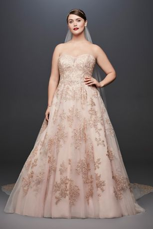 Blush Wedding Dresses mouse over to zoom QSDTLUY