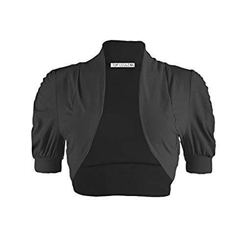 bolero jacket ZTEUDKP