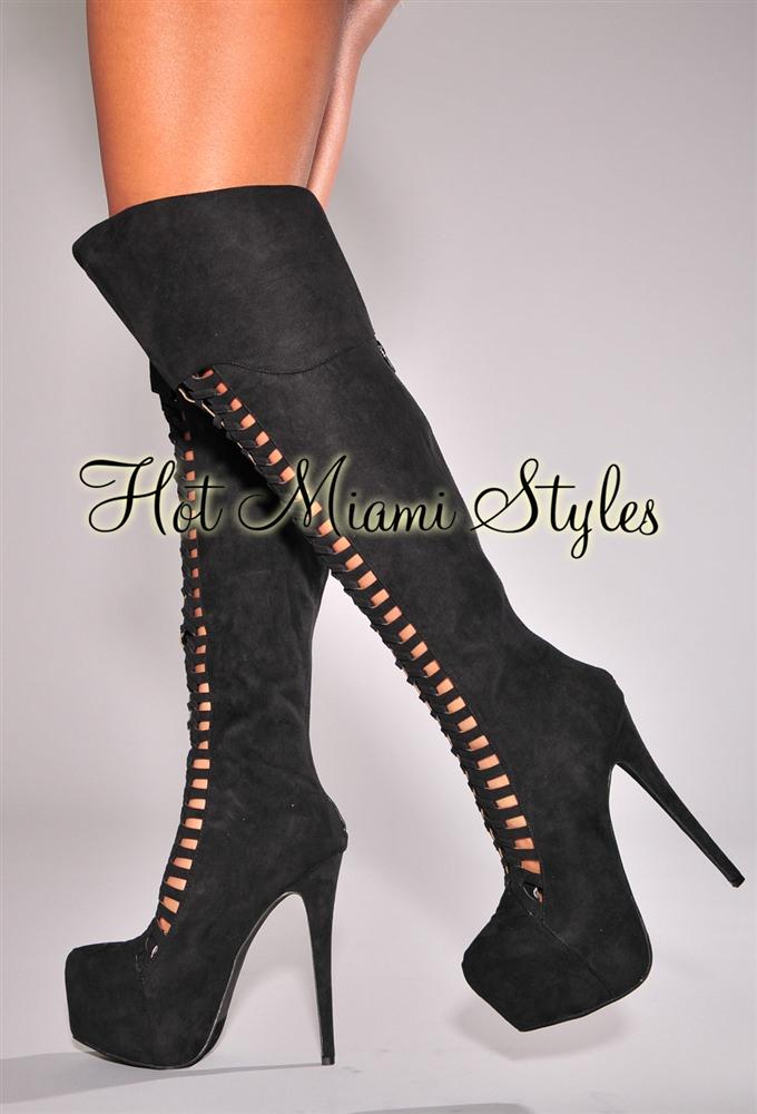 boots heels alternative views: PGQNLMB