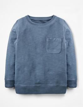 boys jumpers garment-dyed sweatshirt u2026 SBJYRVU