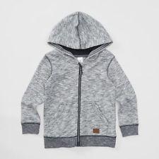 boys jumpers new zip front hooded jacket kids QKOYFGD
