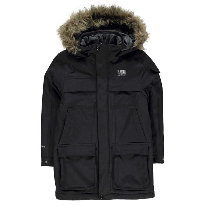 boys parka coats karrimor parka jacket | boys jackets | kids waterproof jackets WWNKVVR