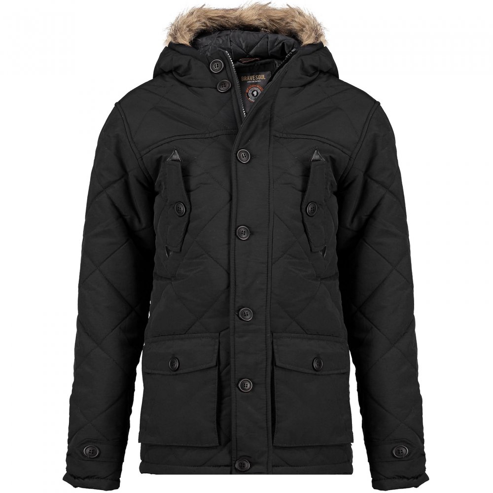 Keep yourselves warm in winter with boys parka coats