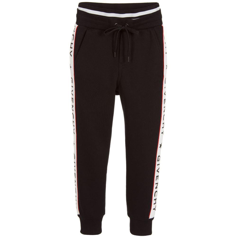 boys track pants ... boys fleece track pants with side stripe detail ... RDEZLER