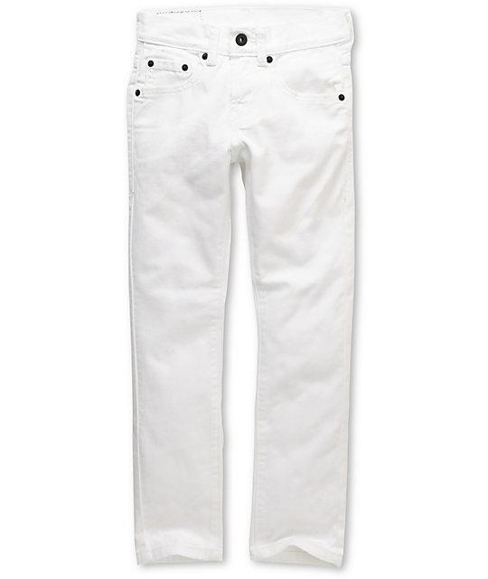 Boys white pants levis boys 510 white super skinny jeans ... BMATHRD