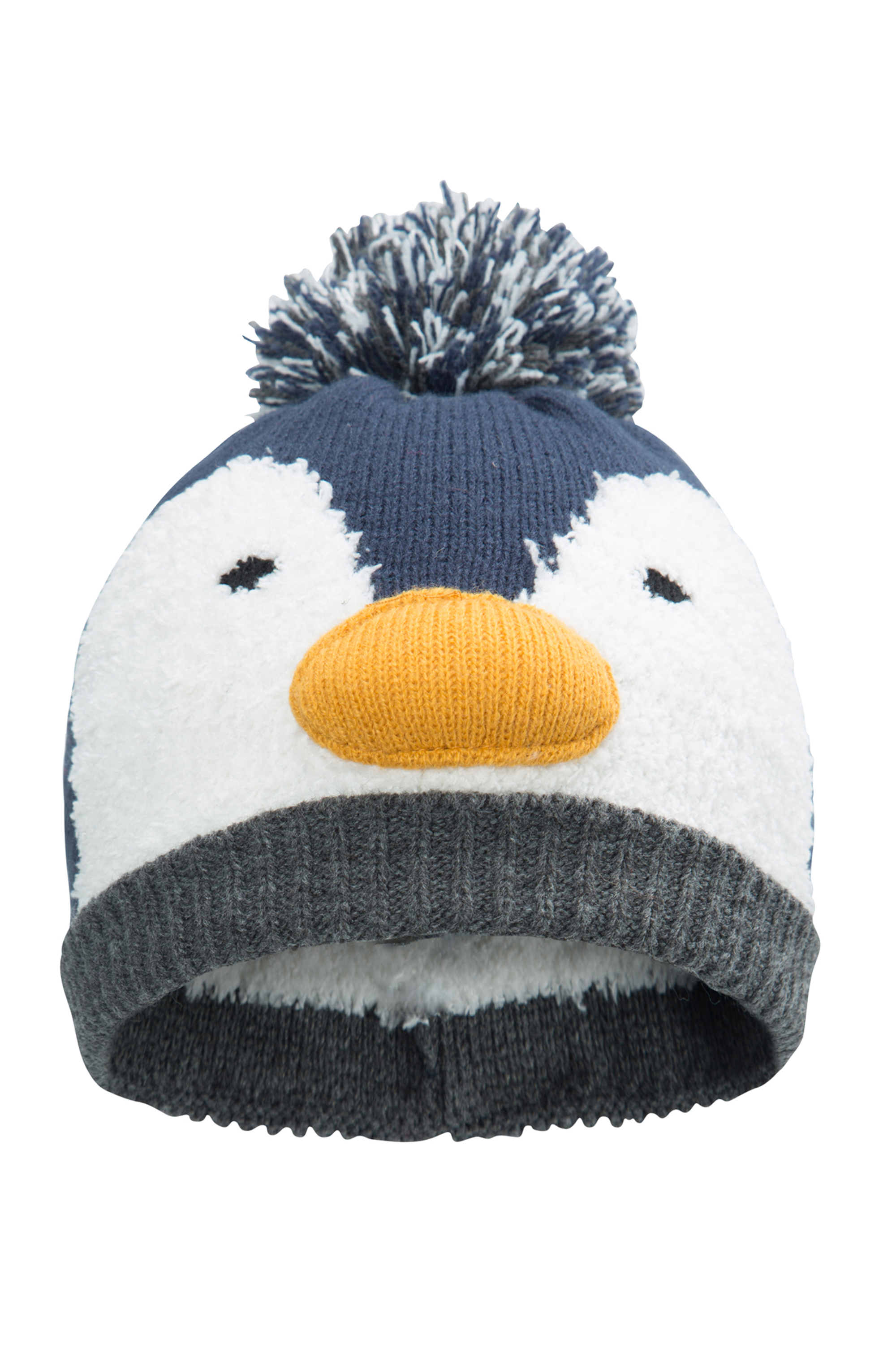 boys winter hats penguin kids hat LSNEWJF