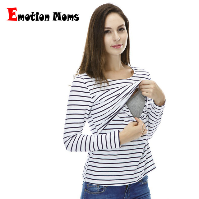 breast feeding tops emotion moms fashion pregnancy maternity clothes maternity tops/t-shirt  breastfeeding shirt nursing tops OCVAGJP