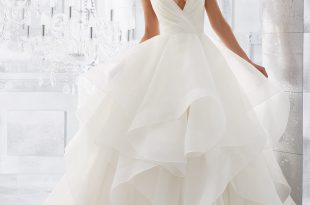 bridal dress milly wedding dress YTGDOMJ