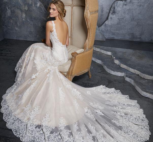 bridal dress morilee by madeline gardner VSTCCFD