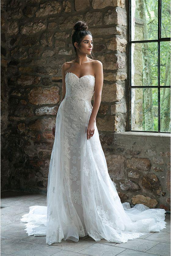 bridal dress romantic wedding dresses XZMIQVL