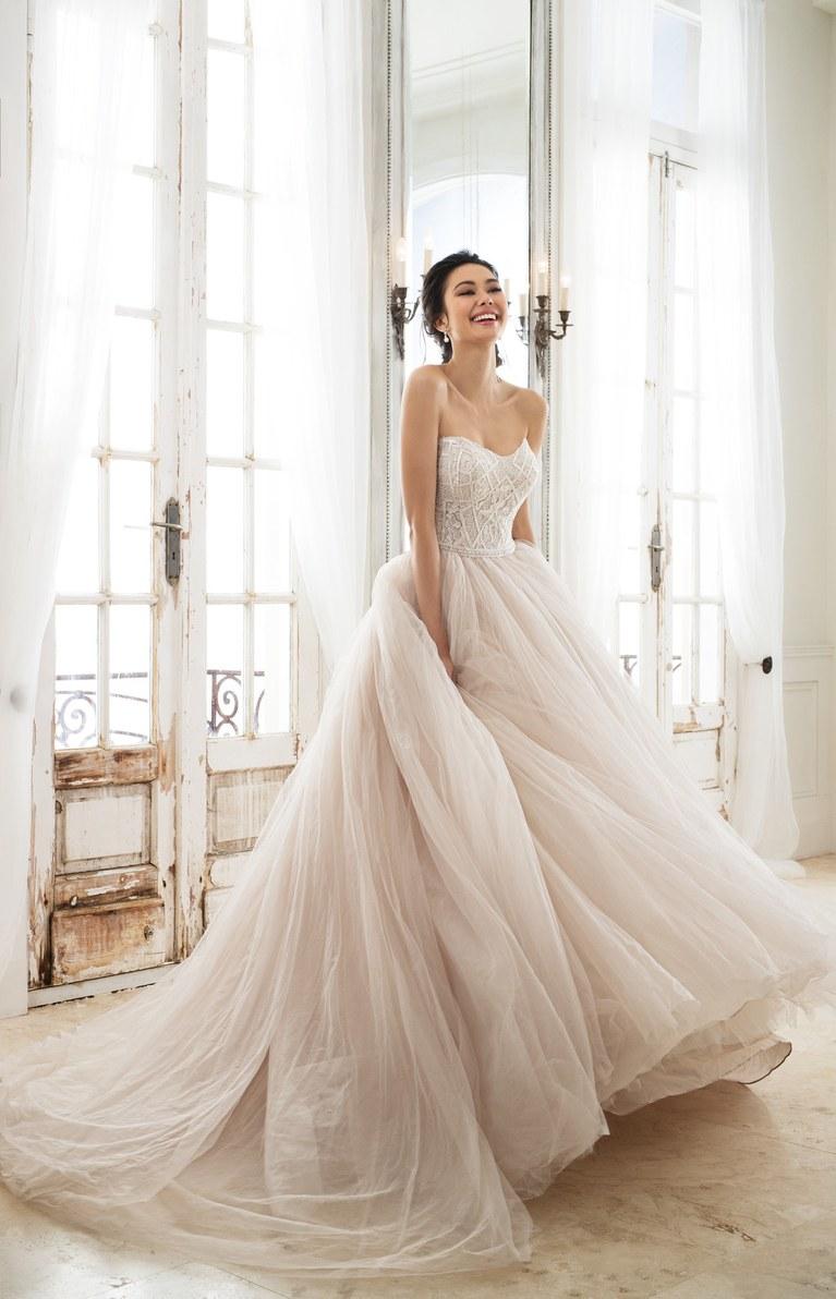 bridal dress sophia tolli for mon cheri spring 2018 KBVKKFT