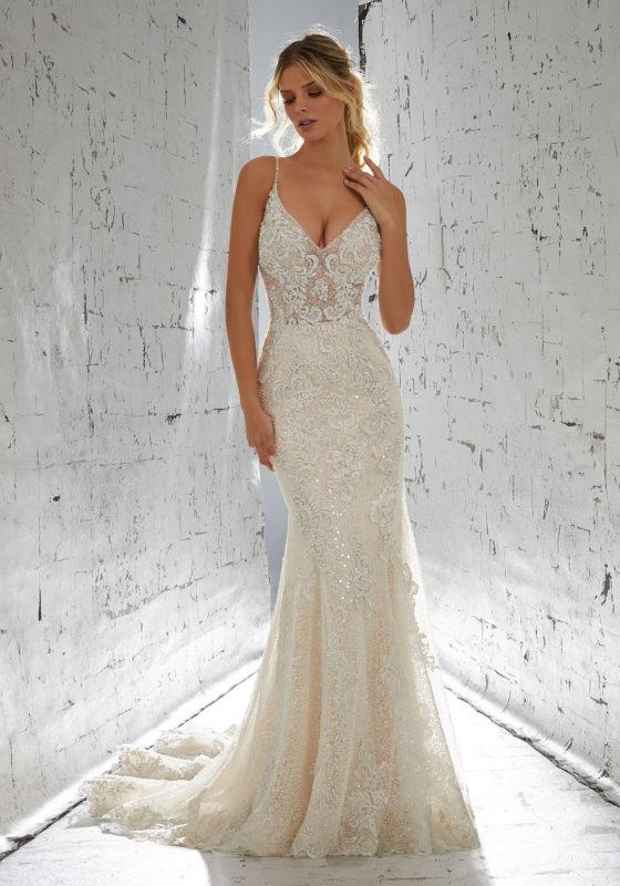 bridal dress wedding dresses u0026 bridal gowns, af couture a-line wedding dresses laurette wedding  dress style: HDCOKTJ