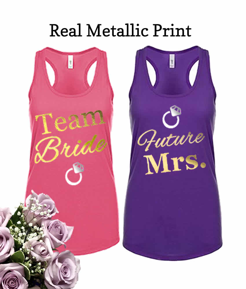 Bridesmaid Tank Top bridesmaid tank tops cheap QKWINAV