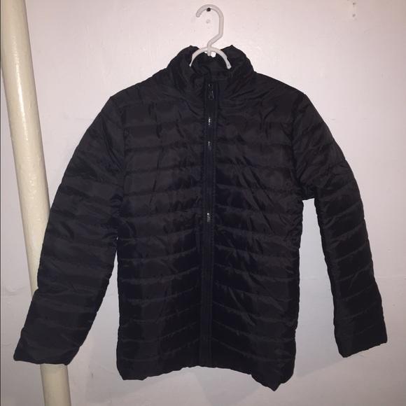 bubble coats brand new black bubble jacket PVWHMEP