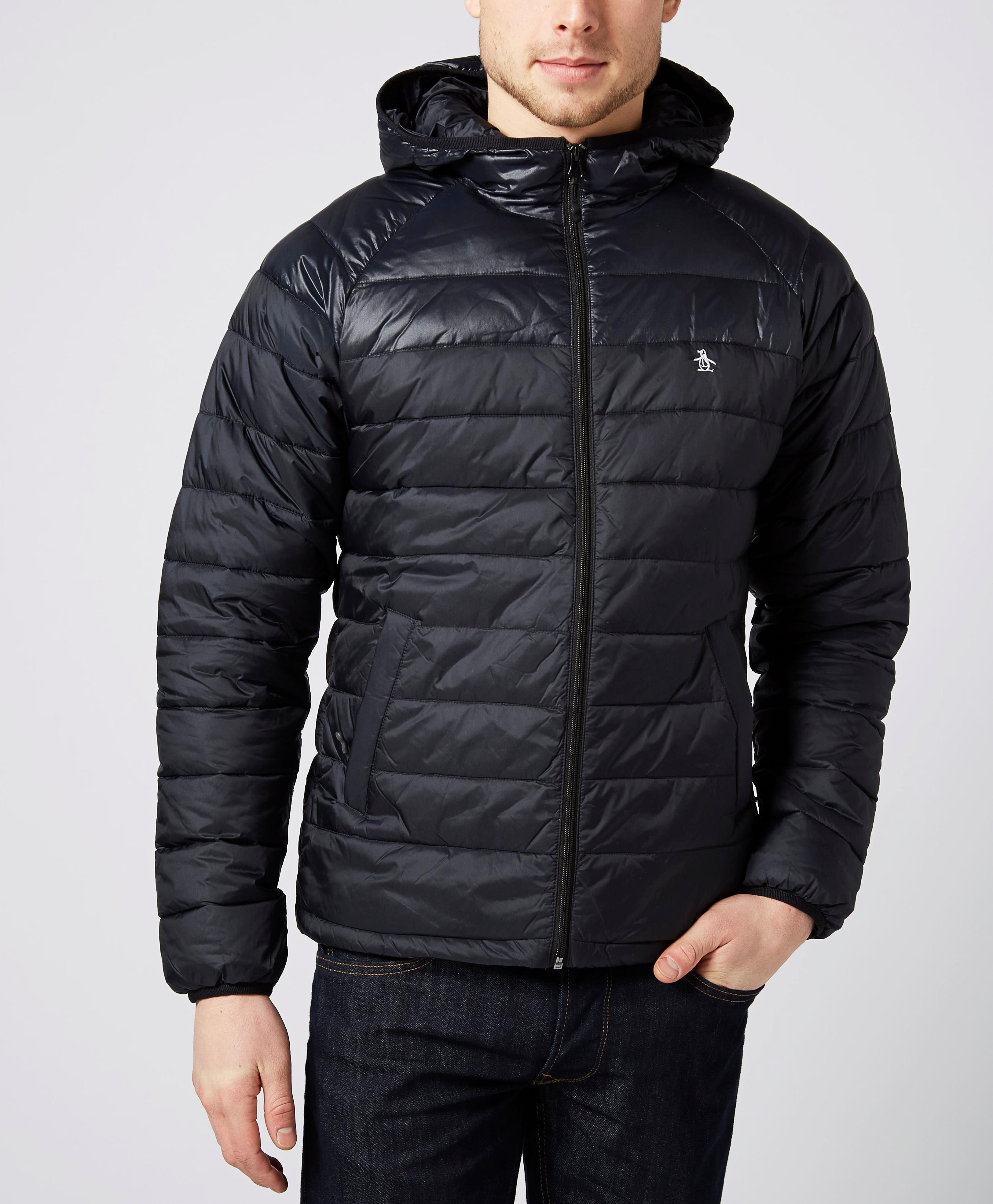 bubble coats original penguin convey bubble jacket - exclusive | scotts menswear HJVIFPX