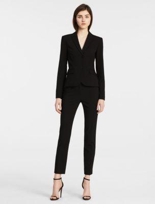 business wear for women womenu0027s suits u0026 business attire | calvin klein JTXHATS