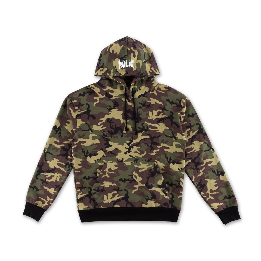 camo hoodie - green GDXCQAW