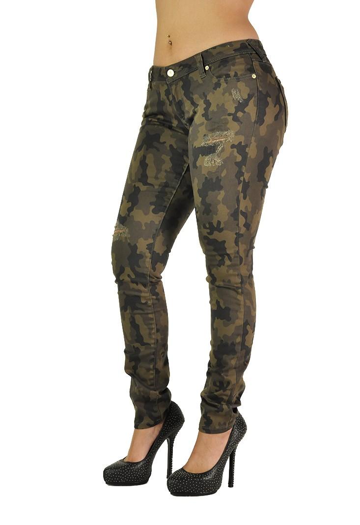 camo pants for women nikki destroyed camo skinny jeans XALQCBR