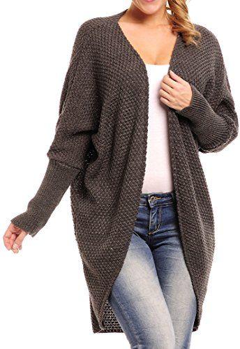 Cardigans for women cardigan womens medium knit long sleeve jumper top cardigan www.cardigan.us  #sweaters ABVUMHC