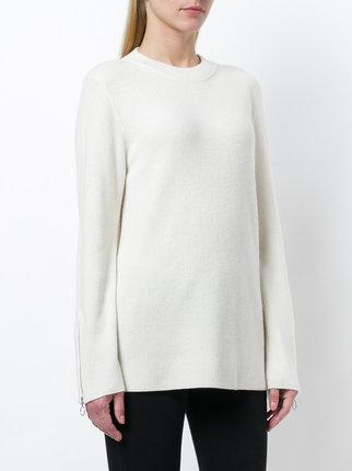 Cashmere Jumper ... belstaff shayla wool-cashmere jumper XTGVLQL