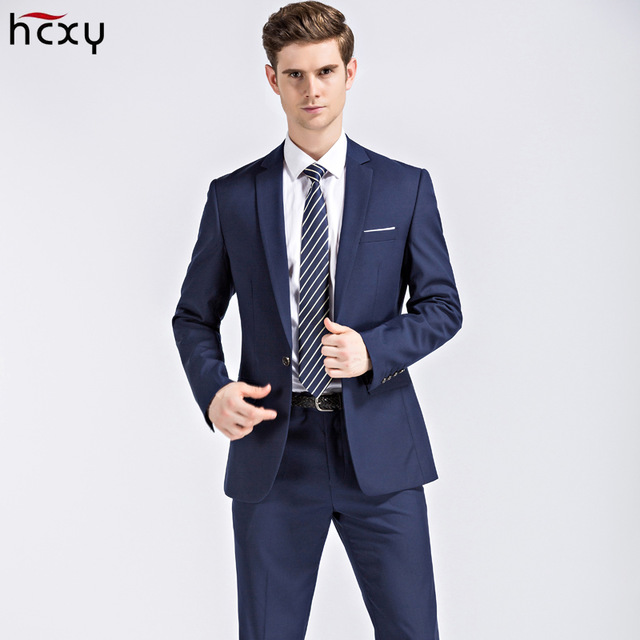 Casual suits 2018 menu0027s suit suits jacket tops u0026 pants men business casual suits male  wedding WMWTSVQ